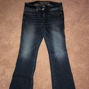 AE Kick Boot Jeans (6 Short)